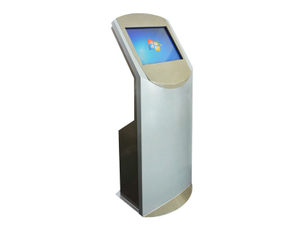 Self-service Terminal Payment Kiosk Stand Alone 21.5inch