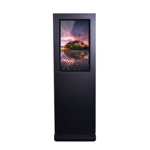 32'' Outdoor Digital Signage Floor Standing LCD totem display