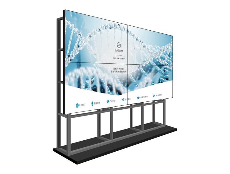 55inch LCD Video Wall Display with 1.7mm Samsung panel 700nits( LTI550HN14)
