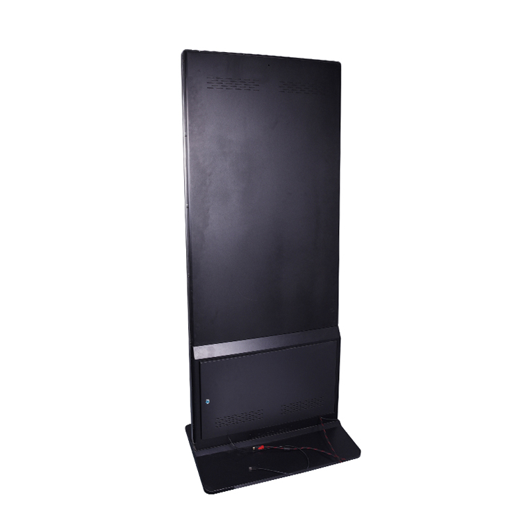 49'' Floor standing digital signage adevertising player